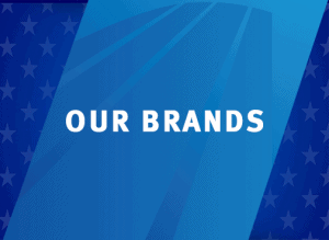 our_brands with blue stars background